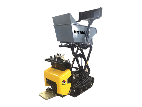 Mini Dumper Hi-tipping MMT60
